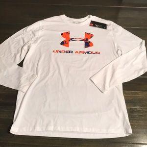Men's Long Sleeve Under Armour T-Shirt